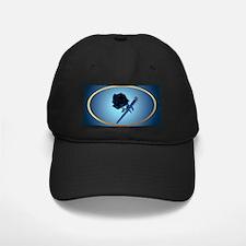 The Black Rose and Dagger Baseball Hat