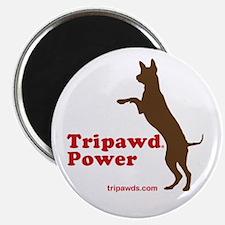 Tripawd Power Magnet