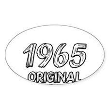 Mustang 1965 Decal