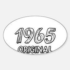 Mustang 1965 Decal