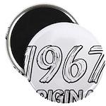 Mustang 1967 Magnet