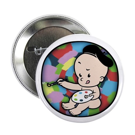 "Artist Inside 2.25"" Button (10 pack)"