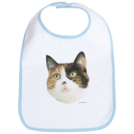 """Calico Cat"" Bib"