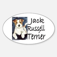 Jack Russell Terrier Decal