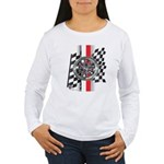 Street Racer MAGG Women's Long Sleeve T-Shirt