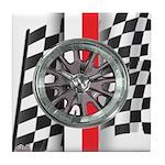 Street Racer MAGG Tile Coaster
