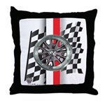 Street Racer MAGG Throw Pillow