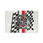 Street Racer MAGG Rectangle Magnet