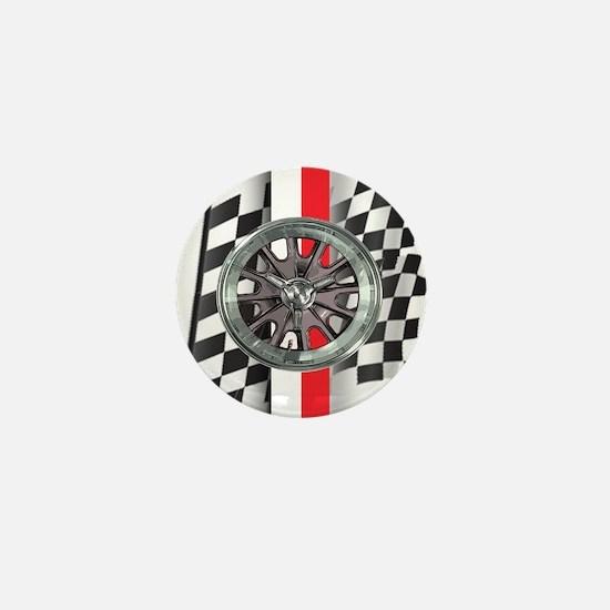 Street Racer MAGG Mini Button
