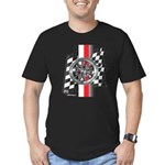 Street Racer MAGG Men's Fitted T-Shirt (dark)