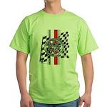 Street Racer MAGG Green T-Shirt