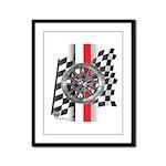 Street Racer MAGG Framed Panel Print