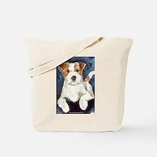 Jack Russell Terrier 2 Tote Bag