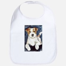 Jack Russell Terrier 2 Bib
