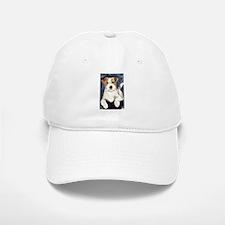 Jack Russell Terrier 2 Baseball Baseball Cap