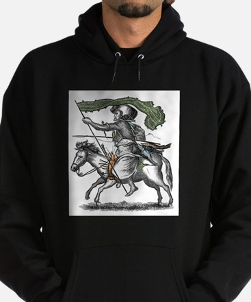 Unique Cooking battle Hoodie (dark)