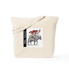 BBQ Warrior Tote Bag