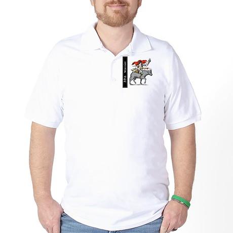 BBQ Warrior Golf Shirt