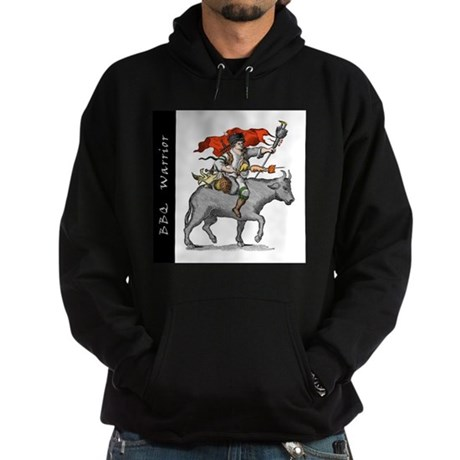 BBQ Warrior Hoodie (dark)