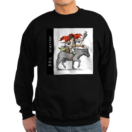 BBQ Warrior Sweatshirt (dark)