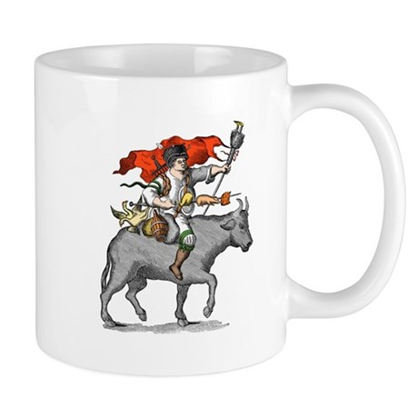 BBQ Warrior Mug