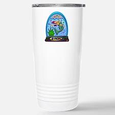 Stainless Steel Travel Mug Mermaid Florida Water G