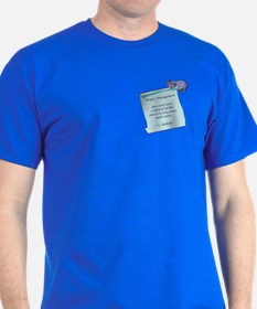 Project Managers T-Shirt
