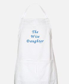 The Wise Daughter Passover Apron