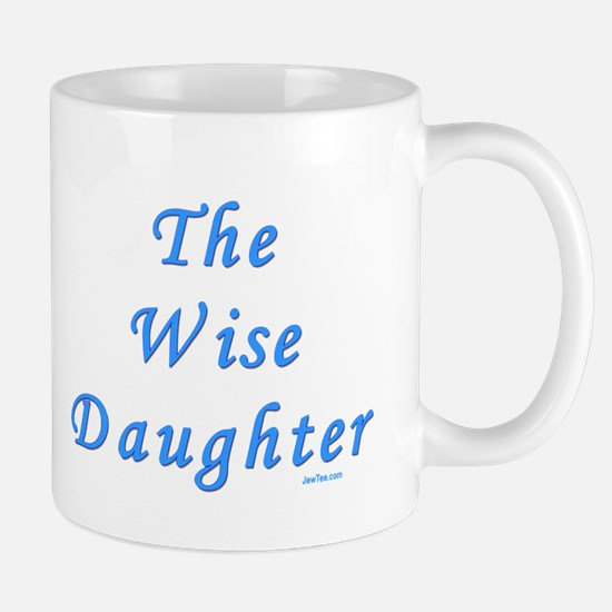 The Wise Daughter Passover Mug