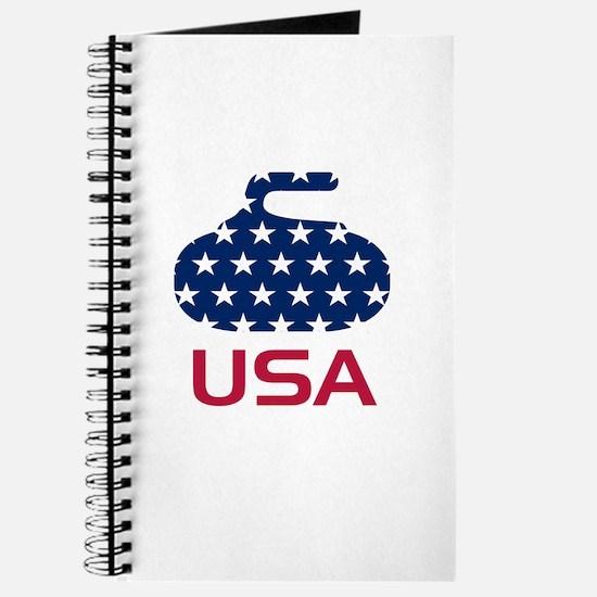 USA curling Journal