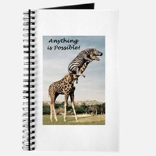 Anything is possible Journal
