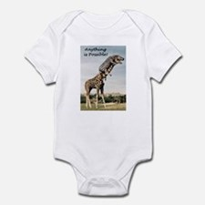 Anything is possible Infant Bodysuit