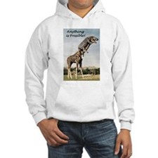 Anything is possible Hoodie