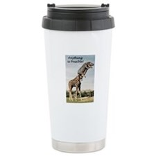 Anything is possible Travel Mug