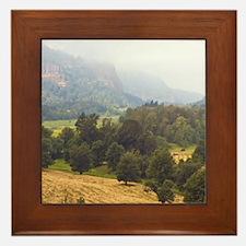 Rural Framed Tile