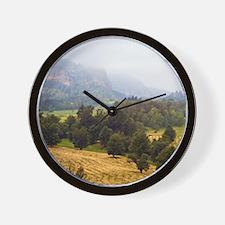 Rural Wall Clock