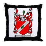 Ayyad Coat of Arms Throw Pillow