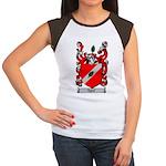 Ayyad Coat of Arms Women's Cap Sleeve T-Shirt