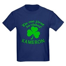 Personalized for Kameron T
