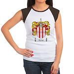 Ayriss coat of Arms Women's Cap Sleeve T-Shirt