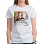 MAD HATTER'S TEA PARTY Women's T-Shirt