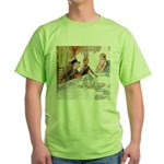 MAD HATTER'S TEA PARTY Green T-Shirt
