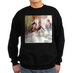 MAD HATTER'S TEA PARTY Sweatshirt (dark)