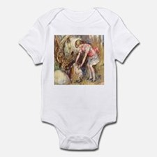 ALICE & THE PIG BABY Infant Bodysuit