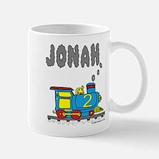 Jonah Train Mug