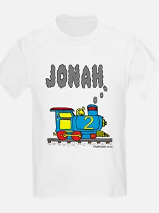 Jonah Train T-Shirt