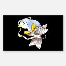 Bluebird of Friendliness Decal