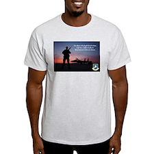 Defenders of Freedom Ash Grey T-Shirt