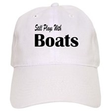 Plays With Boats Baseball Cap