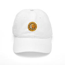 Sun Moon Celestial Baseball Cap